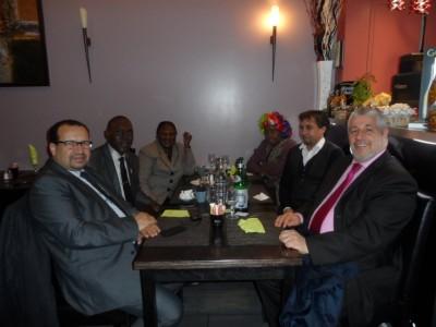 La Colombe Restaurant Montreal