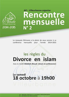 Rencontre catholique divorce