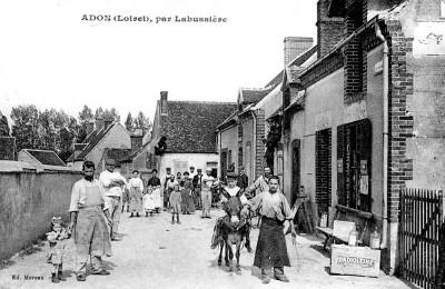 Adon et ses habitants en 1908