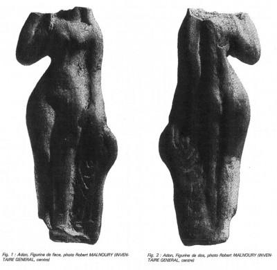 Adon: Statuette de Venus (3eme Siècle)