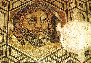 Mosaiques romaines à Pontchevron