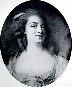 Anne Rosalie Filleul - Autoportrait