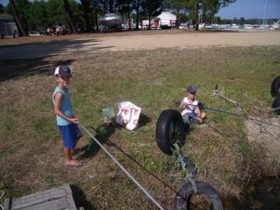 la pêche entre mecs