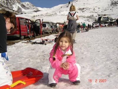 trop mimi en 2007 à la neige