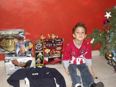 patxi et ses cadeaux