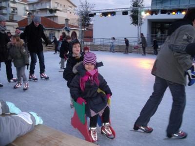 on fait du patin tranquillou