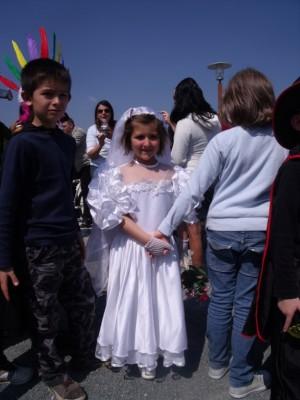 la mariée du carnaval