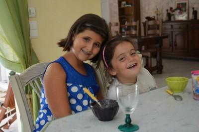 Avec ma cousine eloise
