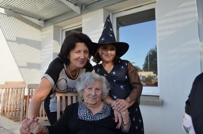 Avec Mamina et mon arrière grand mère