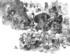 Gribouillis au stylo - Sketch