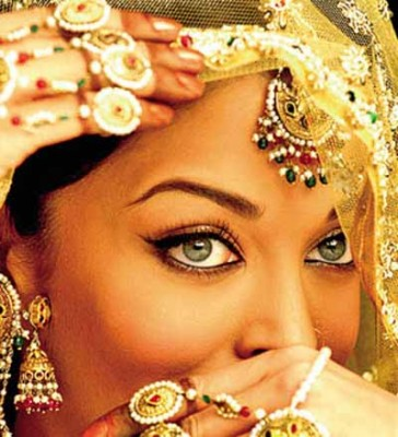 Maquillage Indienne Bollywood
