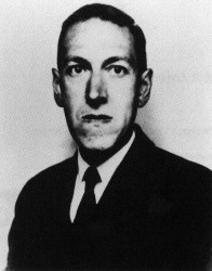 Portrait de Lovecraft