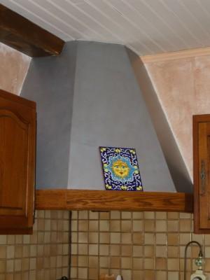 Inspirations de cuisine inspirations de cuisines - Decoration hotte de cheminee ...