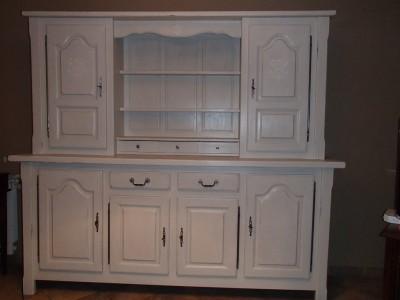 Meuble salle manger meuble salle mangers relooker un meuble rustique with repeindre un meuble - Relooker meuble rustique ...
