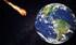 Les astéroïdes et la terre .