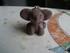 pétit éléphant en pate fimo