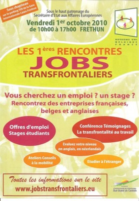 Rencontres job
