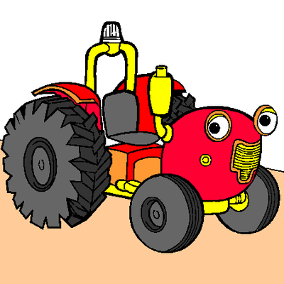Claude segard sangatte bleriot - Tracteur tom dessin anime ...