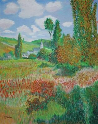 L'ile de Vetheuil