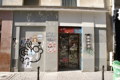 Rue Quincampoix Restaurant Rapide