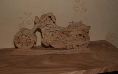 puzzle moto honda