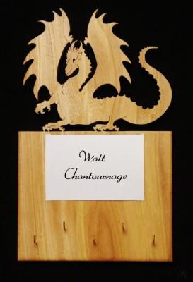 walt chantournage