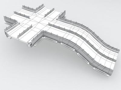 LightWay, L'autoroute futuriste en module