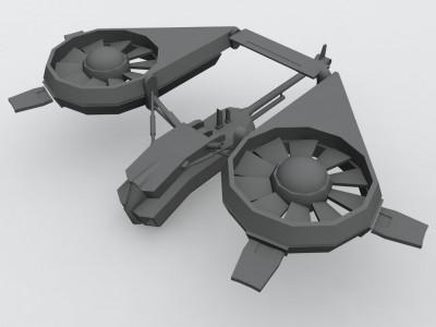 Drone Strinker