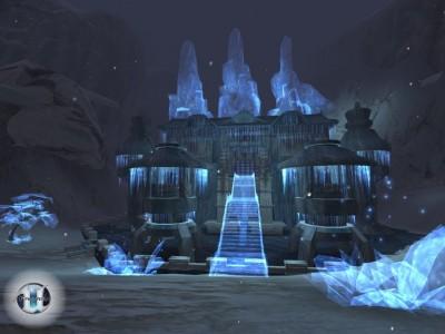Le temple de glace