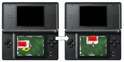 Exemple d'une possibilité de rendu In-game de ce rendu en 3 couches