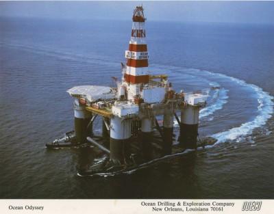 Référence Oil Plateform