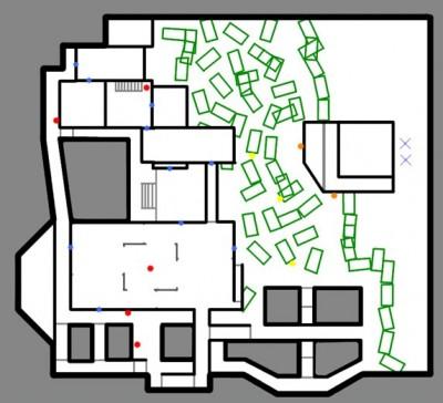 Plan du niveau