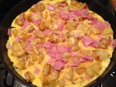 L'omelette à ma Façon