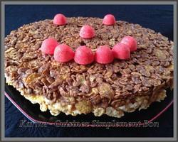 Gâteau aux Pétales de Maïs