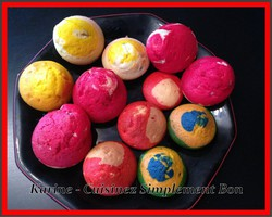 "Muffins ""Coupe du Monde"