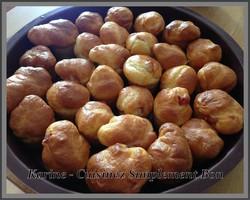 Mignardises de Jambon