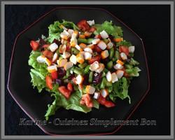 Salade Fraîcheur du 24 Juin 2014