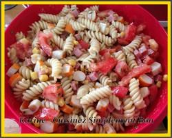 Salade de Fusilli