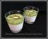 Crème Coco et Coulis de Kiwi