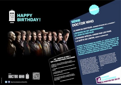 Doctor Who France