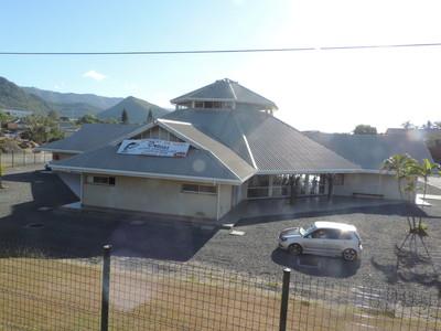 Annonces du concert 2015 sur le toit de l'Assemblée de Normandie Nouméa