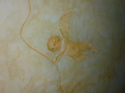 ange au plafond