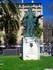 Statue de Ramon Llull (à Palm