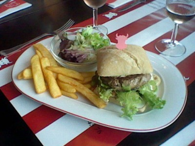 Menu Restaurant Papy Chicoutimi