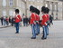 La relève de la garde à Amalienborg 2 èm