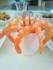 Une couronne de crevettes