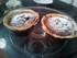 Petits Gâteaux au chocolat enneigés