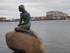 La petite sirène de Copenhagu