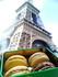 Tour Eiffel et macarons