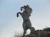 La statue de la licorne